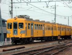 近江鉄道の電車
